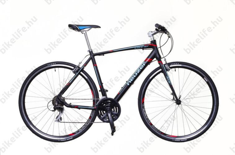 Neuzer Courier fitness kerékpár 21 fokozatú Shimano Acera váltórendszer, világos metálzöld 56cm 111241071056