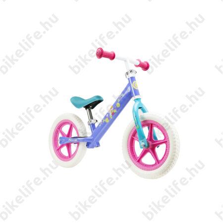 Kerékpár Hajtány Frozen lila fémvázas tömör kerekű