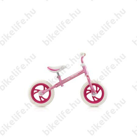 Alpina Tornado futóbicikli tömör kerék, pink