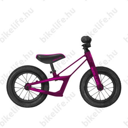 Kellys KIRU Purple hajtány ALU/Mg váz, csapágyazott fém kerekű, tömlős, fék nélküli,