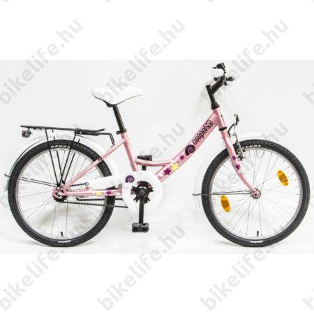 """Csepel Hawaii 20"""" lányka gyermek kerékpár, kontrafékes,"""