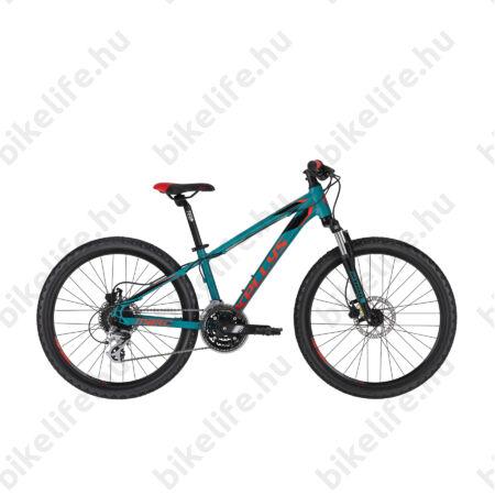 """Kellys Marc 90 2019 24""""-os kerékpár 24sebességes Shimano Altus váltó,hidraulikus tárcsafék,teleszkóp"""
