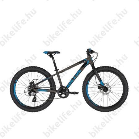 """Kellys Marc 70 24""""-os kerékpár 7fok. TX800 váltó, hidraulikus Disc, Fat Bike"""