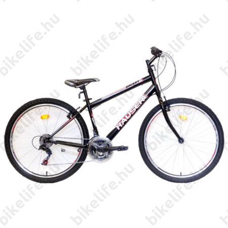 "Kerékpár MTB Hauser Galaxy ffi RS fekete 16"" 2013"