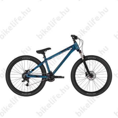 """Kellys Whip 50 Blue Dirt extrém MTB 26"""" kerékpár 1x9 fok. SP. Hidraulikus Disc, SR XCT villa L"""