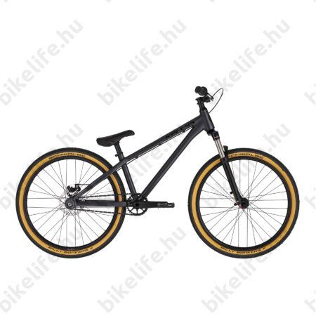 """Kellys Whip 30 Black Dirt extrém MTB 26"""" kerékpár 1 fokozat, Hidr. Disc, XCR villa M"""