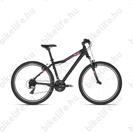 """Kellys Vanity 20 Orange/Blue női MTB 26"""" kerékpár 24 fokozat Shimano TX800 váltó, V-fék, 15""""/XS"""