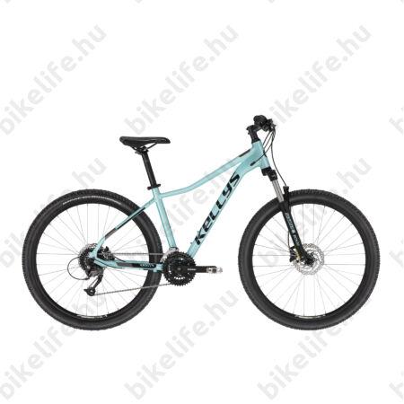 """Kellys Vanity 50 Sky Blue női MTB 26"""" kerékpár 24 fok. Shimano Altus váltó, Hidraulikus Disc, 17""""/S"""