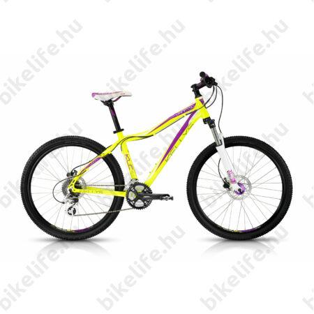 """Kellys Vanity 50 2015 27,5""""-os női MTB kerékpár 24 sebességes Altus váltó, hidraulikus tárcsafék, 17"""""""