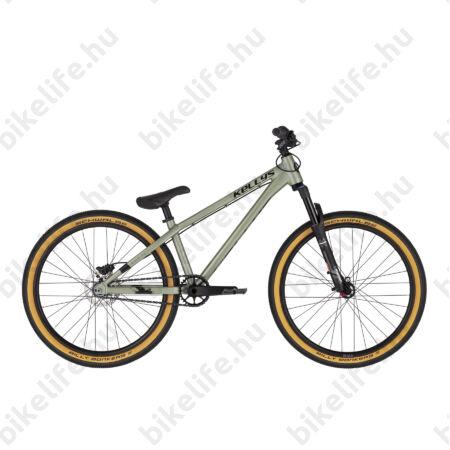 """Kellys Whip 70 Green extrém MTB 26"""" kerékpár 1 fok. SP., Hidraulikus Disc x-Fusion villa, M"""