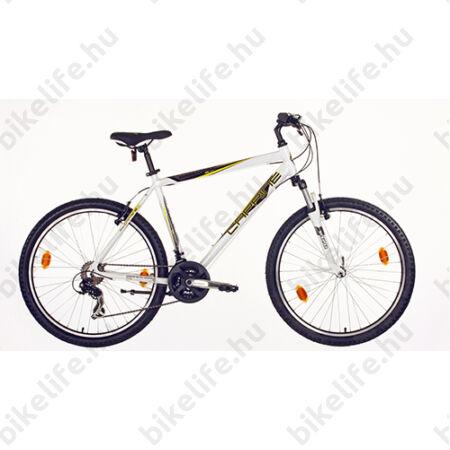 """Caprine Greenway MTB kerékpár fehér/barna 18"""""""