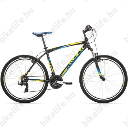 """Rock Machine Manhattan 30 2016 MTB kerékpár 21 seb. Shimano RS35/TX55 váltó, 16,5"""""""