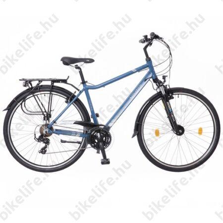 """Neuzer Ravenna 50 női trekking kerékpár merevvillás, fehér/lila 19"""""""
