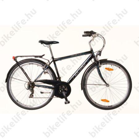 """Neuzer Ravenna 30 férfi trekking kerékpár fekete/kék-fehér 19"""""""