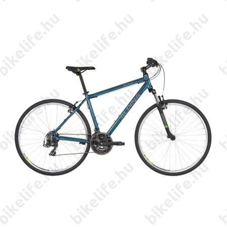 """Alpina ECO C20 férfi cross kerékpár 21 fok. Shimano TY500 váltó, alumínium váz, teleszkóp, 21"""""""