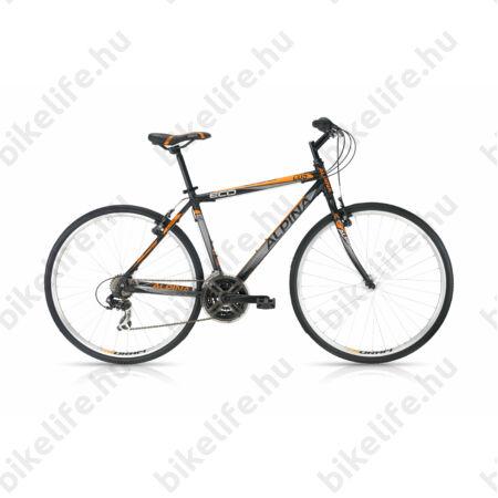 """Alpina ECO C05 férfi cross kerékpár 21 sebességes Shimano TX35/RS35 váltórendszer, Dark-Orange 17"""""""