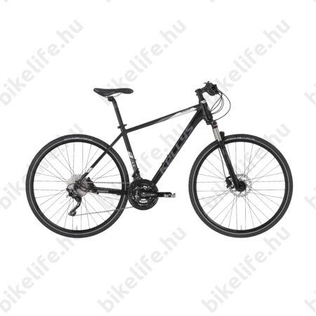 """Kellys Phanatic 90 cross kerékpár 30 fokozatú Deore XT váltó, Shimano tárcsafék, Suntour levegős teleszkóp, M/19"""""""