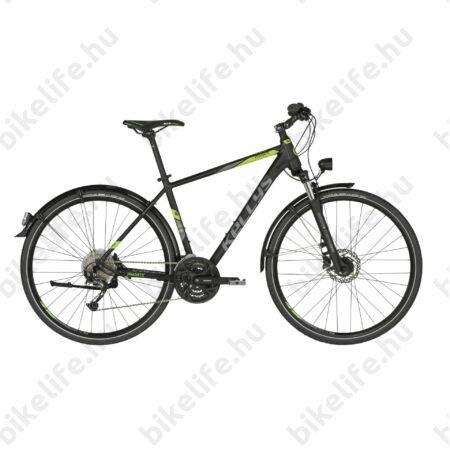"""Kellys Phanatic 40 2019 cross kerékpár 27 fokozatú Alivio váltó, Shim. tárcsaf. Agydin. M/19"""""""