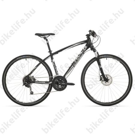 """Rock Machine Crossride 500 2017 férfi cross kerékpár 27 sebességes Deore váltó, hidr.tárcsafék, 16,5"""""""