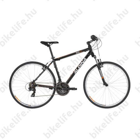 """Alpina ECO C10 Dark Mango férfi cross kerékpár 21 fok. TY300 váltó, alumínium váz, teleszkóp, 17"""""""