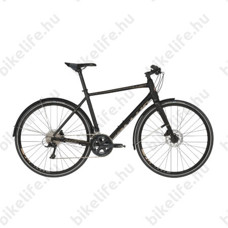 Kellys Physio 50 2019 fitness kerékpár 2x9sebességes Sora szett, M