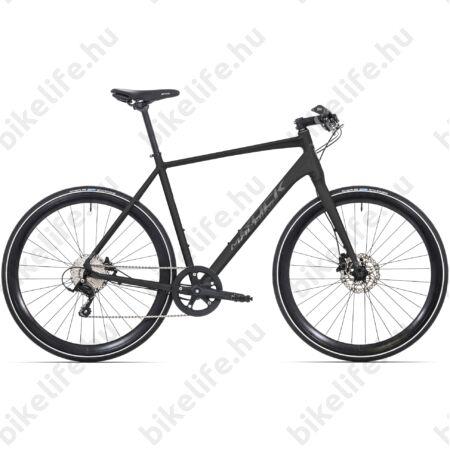 Rock Machine Blackout 40 2018 fitness kerékpár 8 fokozatú Shimano Claris váltó, 56cm