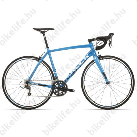 Rock Machine RaceRide 200 2017 országúti kerékpár 16seb. Shimano Claris váltó, kék, 54cm