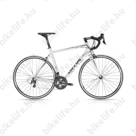 Kellys ARC 30 2016 országúti kerékpár 20sebességes Tiagra váltó, karbon villa, M (55cm)