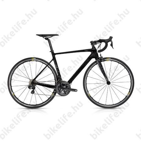 Kellys URC 90 2017 országúti kerékpár 22sebességes Ultegra Di2 elektromos váltó, karbon váz+villa, L