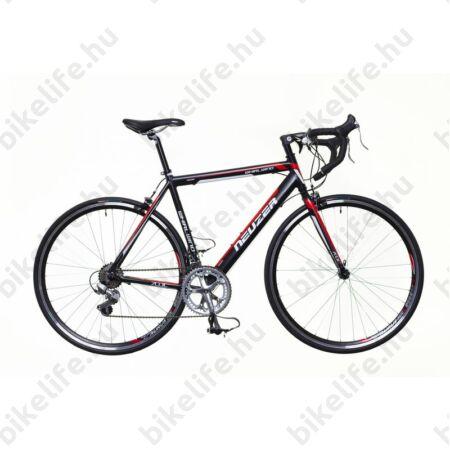 Neuzer Whirlwind Basic országúti kerékpár Shimano A50/Tourney, 54cm, fehér-fekete-piros