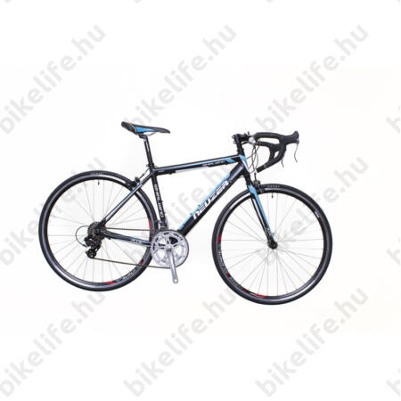 Neuzer Whirlwind Basic országúti kerékpár Shimano A50/Tourney, 52cm, fehér-fekete-piros