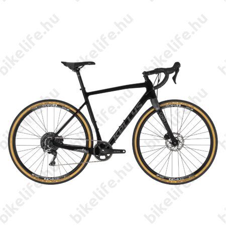 Kellys SOOT 90 országúti gravel kerékpár karbon váz 11 fok. Shim. GRX 600 váltó, hidraulikus Disc L