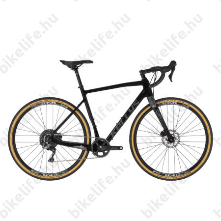 Kellys SOOT 90 országúti gravel kerékpár karbon váz 11 fok. Shim. GRX 600 váltó, hidraulikus Disc S