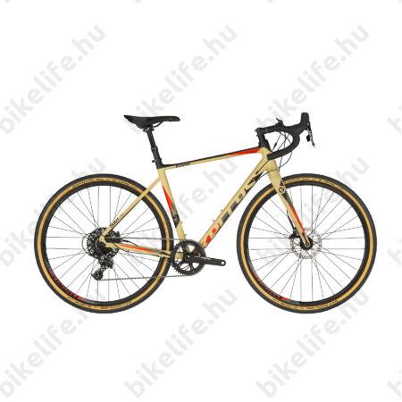 Kellys SOOT 70 országúti gravel kerékpár 11 fokozatú Sram Apex 1 váltó, hidraulikus tárcsafék, L