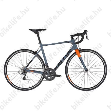Kellys ARC 10 Yellow országúti kerékpár 16 fokozatú Claris váltó, alu váz+karbon villa L