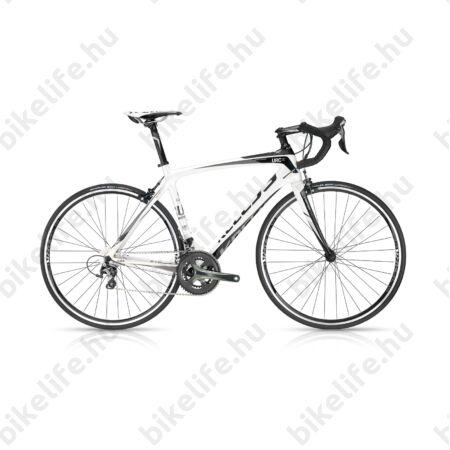 Kellys URC 30 2016 országúti kerékpár 20 sebességes Shimano Tiagra szett, karbon váz-villa, M (52cm)
