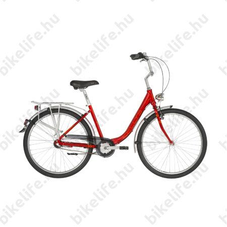 """Kellys Avenue 10 2019 26""""-os city kerékpár,Shimano Nexus 3 agyváltó, alumínium. váz, 430mm-es méret"""