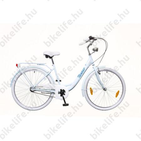 Neuzer Balaton 26-os Nexus 3 agyváltós városi kerékpár babakék