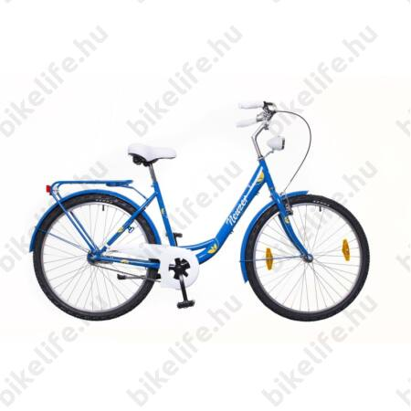 Neuzer Balaton Plus limitált kontrás 26-os city kerékpár orgona
