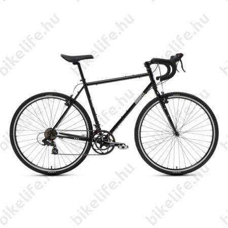 """Csepel Rapid 3* 28"""" cyclocross kerékpár, fekete színű, 54 cm"""