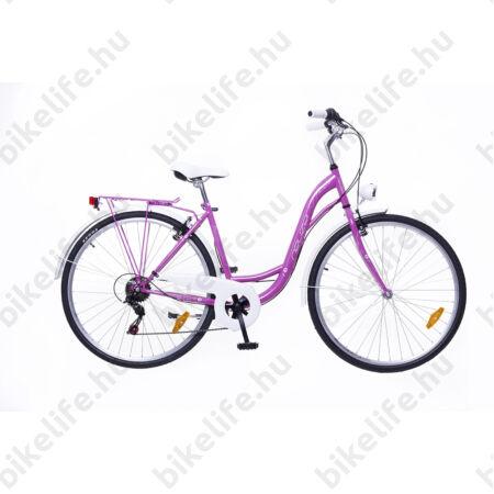 """Neuzer Ravenna 6 Plus Limitált modell 28"""" 6fokozat színrefestett tartozékok pink 19"""""""