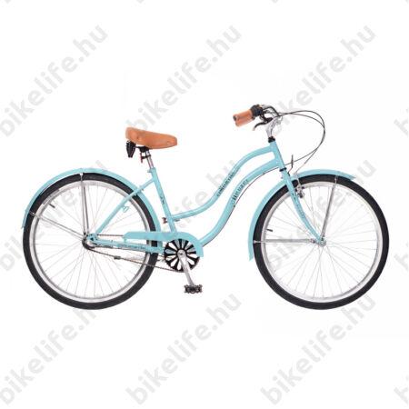 Neuzer California cruiser kerékpár Nexus3 agyváltóval női celeste