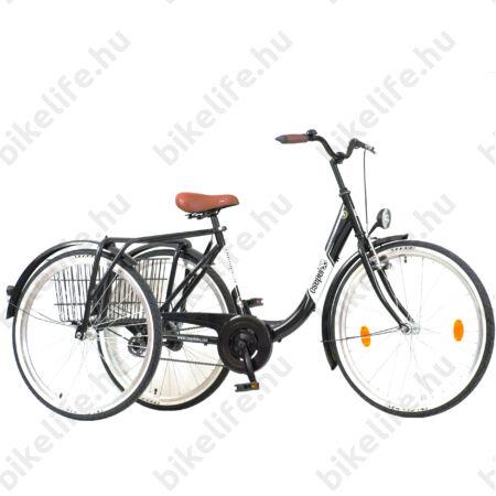 """Schwinn-Csepel Budapest B felnőtt tricikli kontrás, 26"""""""