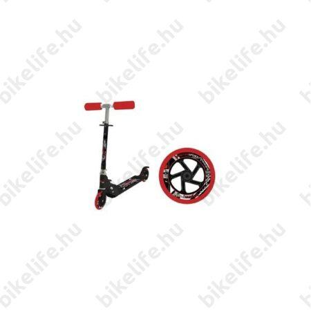 Roller Spartan X-125 70kg-ig terhelhető fekete/piros
