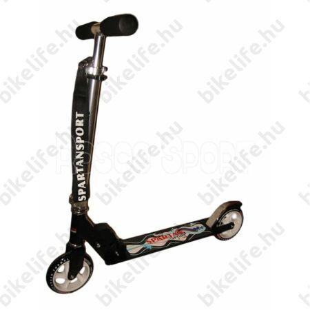 Roller Spartan XT-145 100kg-ig terhelhető fekete