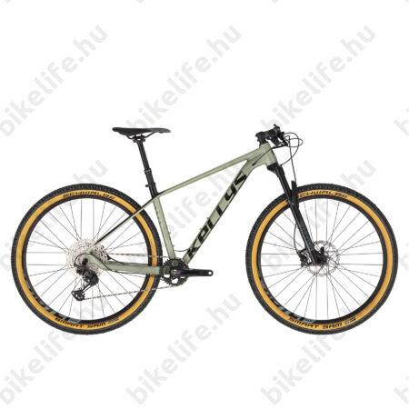 """Kellys Gate 90 Green 29""""-os MTB kerékpár 1x12 fokozatú Deore XT, lev. RockShox, DropperP, Disc, S"""