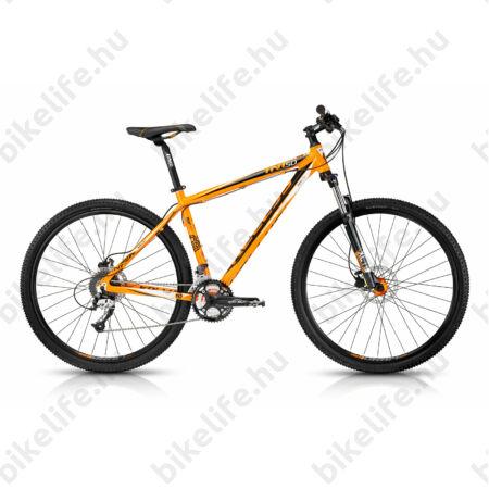"""Kellys TNT 50 2015 29""""-os MTB kerékpár 27 sebessées Acera váltó, Tektro hidr. tárcsafék, narancs 17"""""""