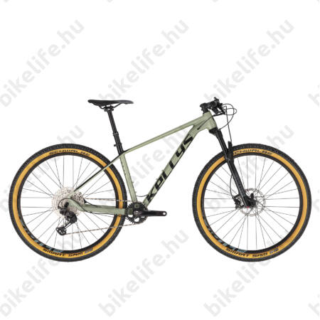 """Kellys Gate 70 2019 29""""-os MTB kerékpár 22fokazatú Shimano DeoreXT, levegős RockShox, Disc, S (42cm)"""