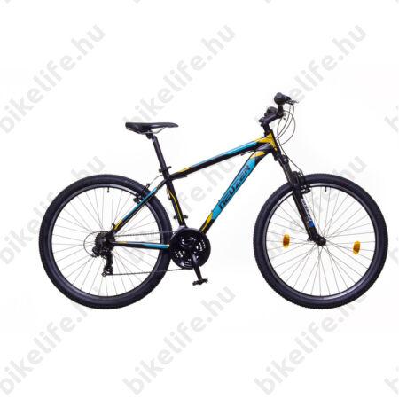 """Neuzer Duster Hobby 27,5""""-os MTB kerékpár 21f okazatú Shimano TY300 váltó, 19"""""""