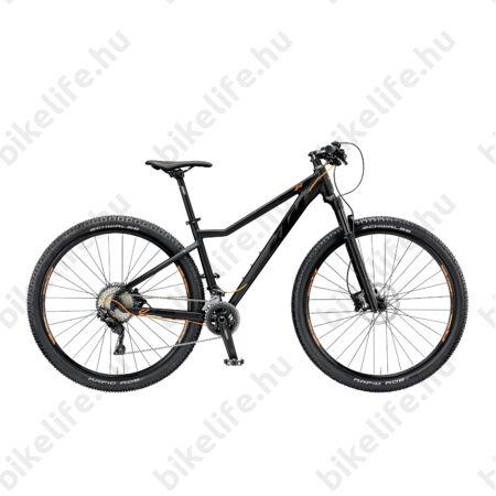 """MTB KTM Ultra 1964 Comp 29""""-os MTB kerékpár 22f. XT váltó, fekete, 19"""" 48 cm"""